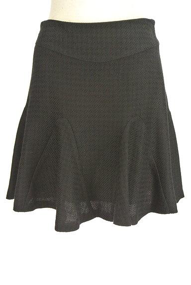 CLATHAS(クレイサス)の古着「膝上丈フレアスカート(ミニスカート)」大画像1へ