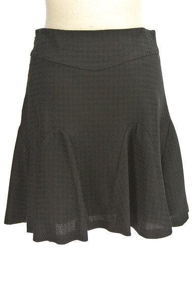 CLATHAS(クレイサス)の古着「膝上丈フレアスカート(ミニスカート)」大画像2へ