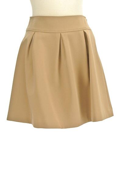 CLATHAS(クレイサス)の古着「タックフレアミニスカート(ミニスカート)」大画像1へ