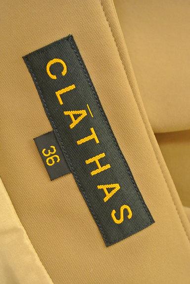 CLATHAS(クレイサス)の古着「タックフレアミニスカート(ミニスカート)」大画像6へ