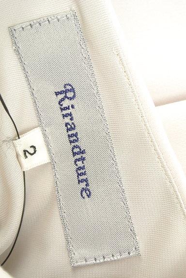 Rirandture(リランドチュール)の古着「ティアードフリル七分袖アンサンブル(セットアップ(ジャケット+パンツ))」大画像6へ