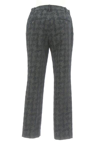 TOMORROWLAND(トゥモローランド)の古着「総柄テーパードパンツ(パンツ)」大画像2へ