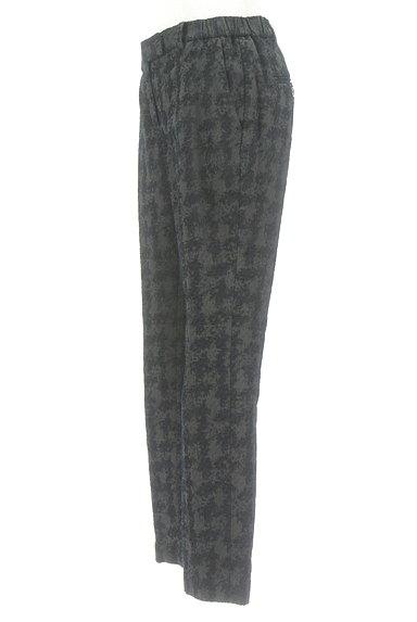TOMORROWLAND(トゥモローランド)の古着「総柄テーパードパンツ(パンツ)」大画像3へ