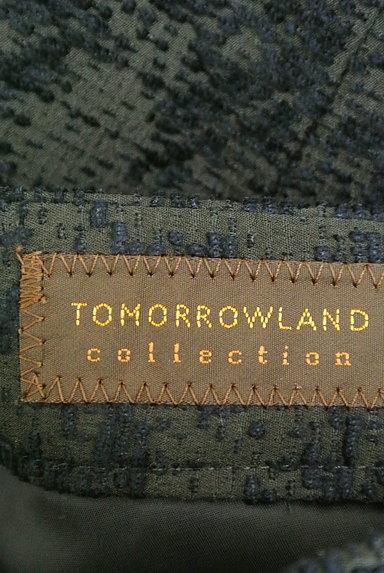 TOMORROWLAND(トゥモローランド)の古着「総柄テーパードパンツ(パンツ)」大画像6へ