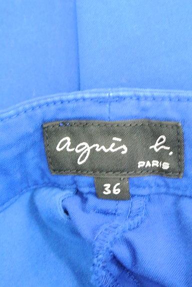 agnes b(アニエスベー)の古着「ストレートカラーパンツ(パンツ)」大画像6へ
