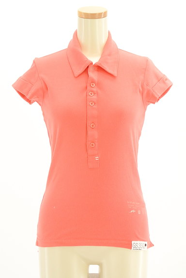 G-STAR RAW(ジースターロゥ)の古着「カラーポロシャツ(ポロシャツ)」大画像1へ