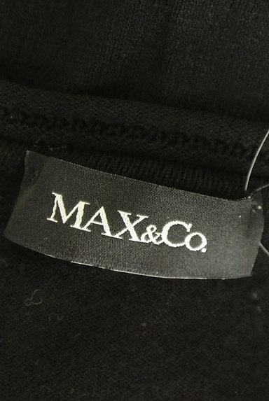 MAX&Co.(マックス&コー)の古着「コンパクトカーディガン(カーディガン・ボレロ)」大画像6へ