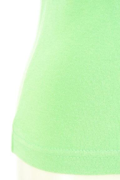 TOMMY HILFIGER(トミーヒルフィガー)の古着「フロッキープリントTシャツ(Tシャツ)」大画像5へ