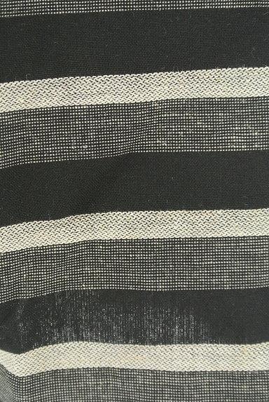 VICKY(ビッキー)の古着「ボーダーショートパンツ(ショートパンツ・ハーフパンツ)」大画像5へ