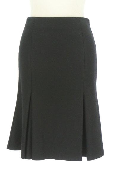 LE SOUK(ルスーク)の古着「裾タックフレアスカート(スカート)」大画像1へ