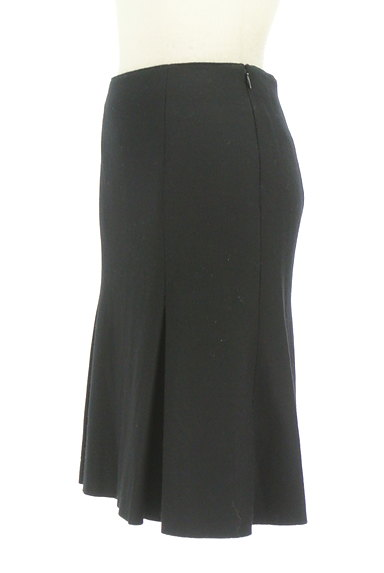 LE SOUK(ルスーク)の古着「裾タックフレアスカート(スカート)」大画像3へ
