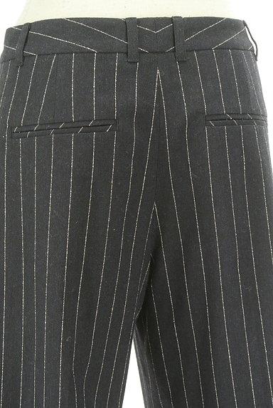 UNTITLED(アンタイトル)の古着「ストライプ柄ハイウエストワイドパンツ(パンツ)」大画像5へ