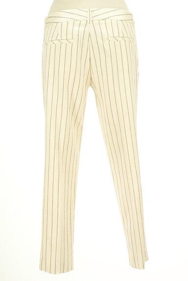 UNTITLED(アンタイトル)の古着「ストライプ柄テーパードパンツ(スカート)」大画像2へ