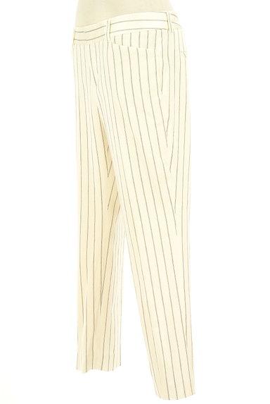 UNTITLED(アンタイトル)の古着「ストライプ柄テーパードパンツ(スカート)」大画像3へ