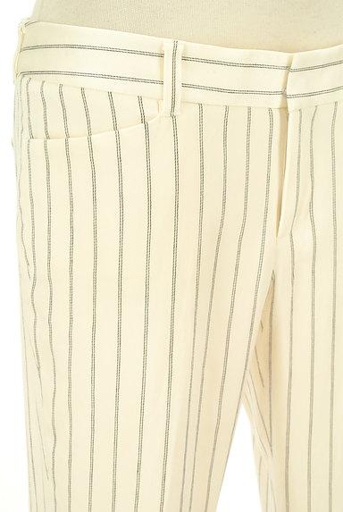 UNTITLED(アンタイトル)の古着「ストライプ柄テーパードパンツ(スカート)」大画像4へ