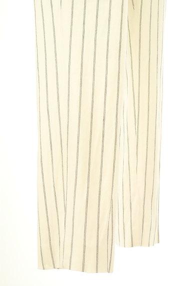 UNTITLED(アンタイトル)の古着「ストライプ柄テーパードパンツ(スカート)」大画像5へ