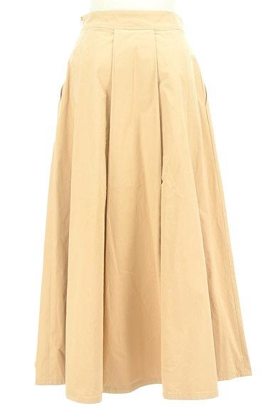 Brahmin(ブラーミン)の古着「タックフレアマキシスカート(ロングスカート・マキシスカート)」大画像2へ
