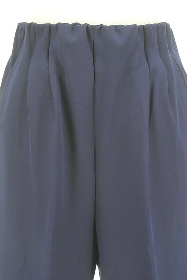 Te chichi(テチチ)の古着「ハイウエストタックワイドパンツ(パンツ)」大画像4へ