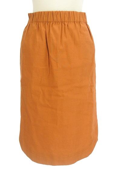 BABYLONE(バビロン)の古着「ラウンドヘムタイトスカート(スカート)」大画像1へ