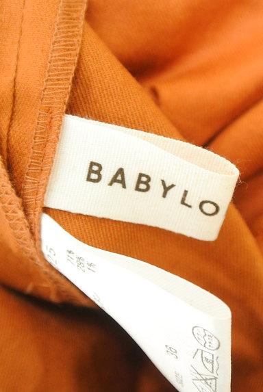 BABYLONE(バビロン)の古着「ラウンドヘムタイトスカート(スカート)」大画像6へ