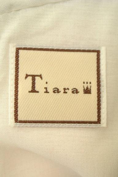 Tiara(ティアラ)の古着「襟付きバイカラーワンピース(ワンピース・チュニック)」大画像6へ
