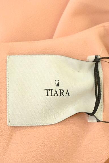Tiara(ティアラ)の古着「袖リボンフェミニンワンピース(ワンピース・チュニック)」大画像6へ