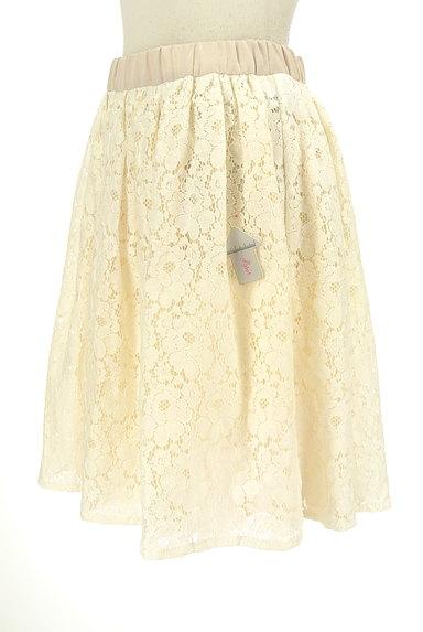 Tiara(ティアラ)の古着「総レースフレアスカート(スカート)」大画像3へ