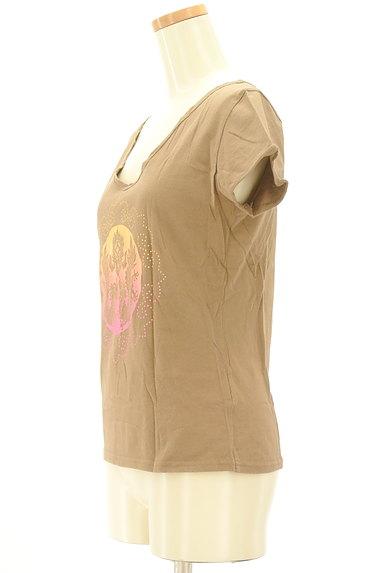 VIVIENNE TAM(ヴィヴィアンタム)の古着「カットオフプリントTシャツ(Tシャツ)」大画像3へ