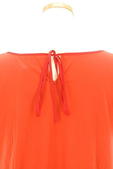 VIVIENNE TAM(ヴィヴィアンタム)の古着「裾アクセントカットソー(カットソー・プルオーバー)」大画像5へ
