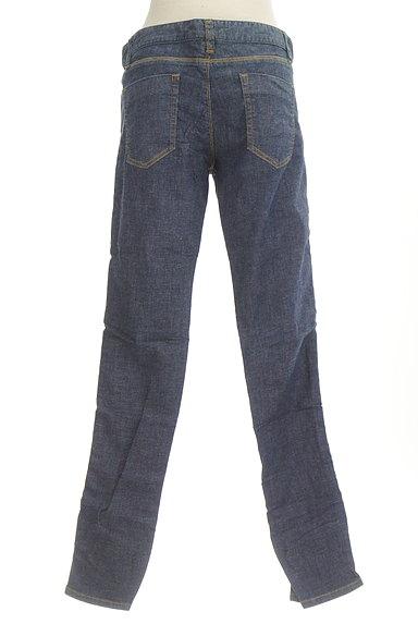 TABASA(タバサ)の古着「ギャザースキニーデニム(パンツ)」大画像2へ