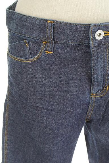TABASA(タバサ)の古着「ギャザースキニーデニム(パンツ)」大画像4へ