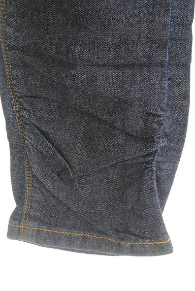 TABASA(タバサ)の古着「ギャザースキニーデニム(パンツ)」大画像5へ