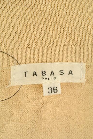 TABASA(タバサ)の古着「Vネックシンプルニット(ニット)」大画像6へ
