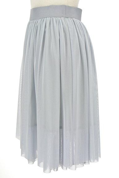 TABASA(タバサ)の古着「ミディ丈チュールフレアスカート(スカート)」大画像3へ