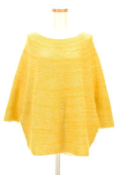 Pao.de.lo(パオデロ)の古着「七分袖ドルマンボリュームニット(ニット)」大画像1へ