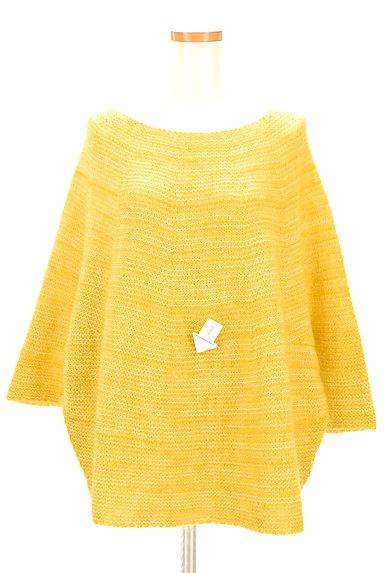 Pao.de.lo(パオデロ)の古着「七分袖ドルマンボリュームニット(ニット)」大画像4へ