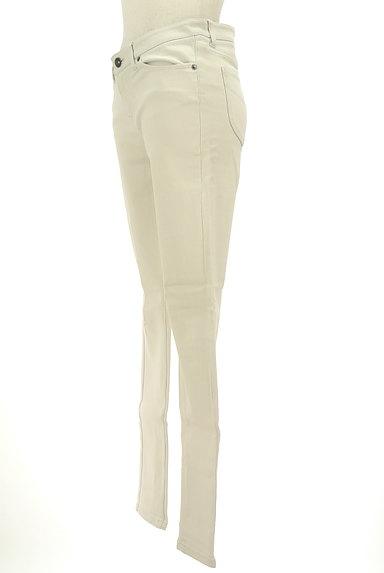 LE SOUK(ルスーク)の古着「ベーシックスキニーパンツ(パンツ)」大画像3へ