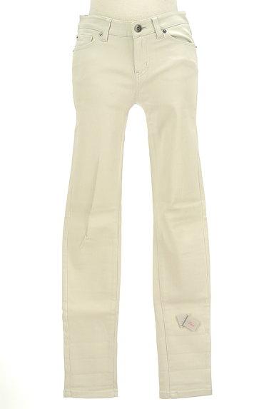 LE SOUK(ルスーク)の古着「ベーシックスキニーパンツ(パンツ)」大画像4へ