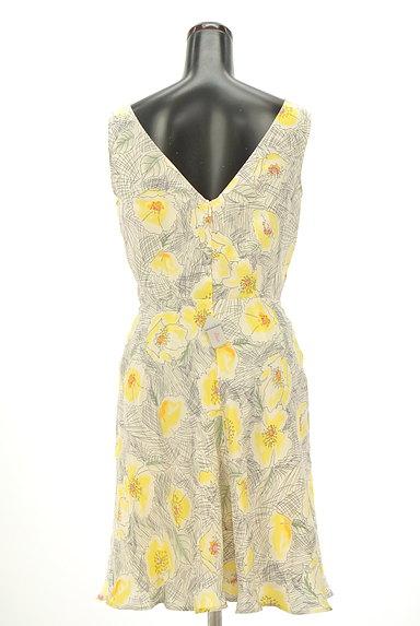 MAX&Co.(マックス&コー)の古着「花柄シルクワンピース(キャミワンピース)」大画像4へ