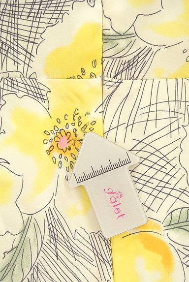MAX&Co.(マックス&コー)の古着「花柄シルクワンピース(キャミワンピース)」大画像5へ