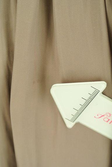 SunaUna(スーナウーナ)の古着「ラメウエストミディ丈フレアスカート(スカート)」大画像5へ