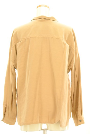 BARNYARDSTORM(バンヤードストーム)の古着「オープンカラールーズシャツ(カジュアルシャツ)」大画像2へ