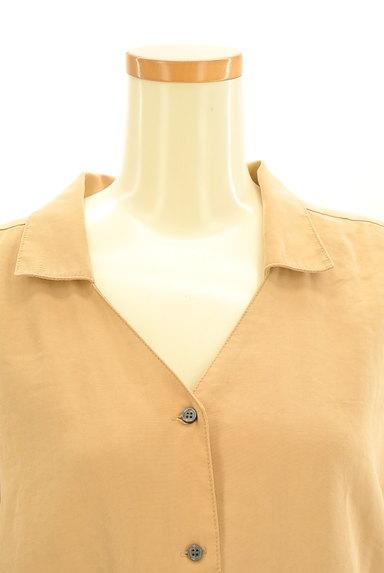 BARNYARDSTORM(バンヤードストーム)の古着「オープンカラールーズシャツ(カジュアルシャツ)」大画像4へ