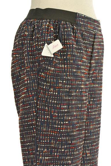 7-ID concept(セブンアイディーコンセプト)の古着「ツイードテーパードパンツ(パンツ)」大画像4へ
