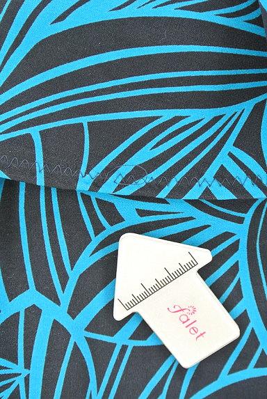 7-ID concept(セブンアイディーコンセプト)の古着「花柄ティアードフリルカットソー(カットソー・プルオーバー)」大画像5へ
