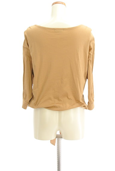 7-ID concept(セブンアイディーコンセプト)の古着「裾リボンカットソー(カットソー・プルオーバー)」大画像2へ