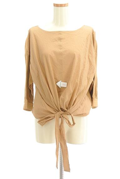 7-ID concept(セブンアイディーコンセプト)の古着「裾リボンカットソー(カットソー・プルオーバー)」大画像4へ
