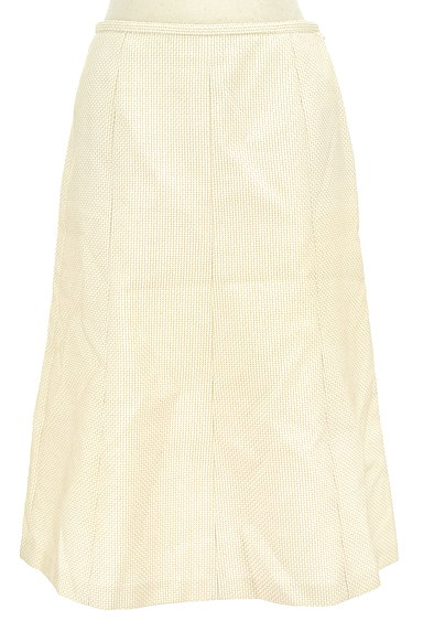 TOMORROWLAND(トゥモローランド)の古着「ナローフレア膝下丈スカート(スカート)」大画像1へ