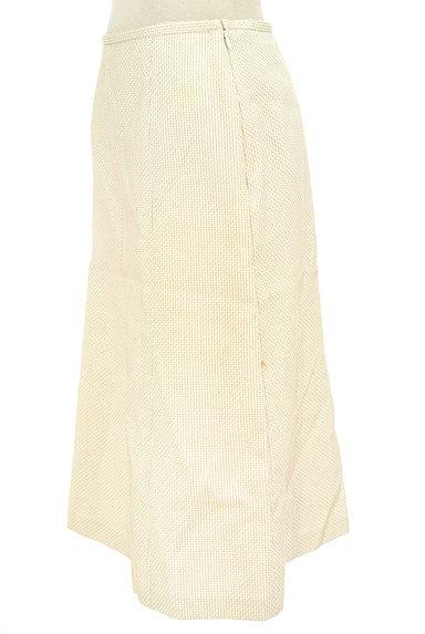 TOMORROWLAND(トゥモローランド)の古着「ナローフレア膝下丈スカート(スカート)」大画像3へ