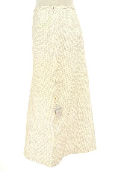 TOMORROWLAND(トゥモローランド)の古着「ナローフレア膝下丈スカート(スカート)」大画像4へ